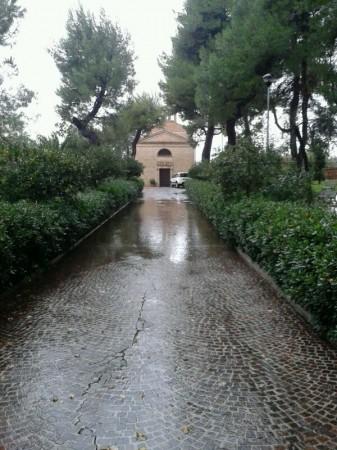 Il santuario di Santa Maria Apparente