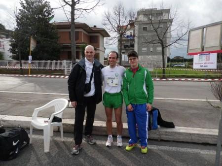Cacchiarelli, Boldrini e Antonelli