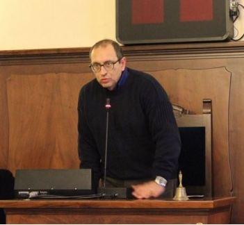 Tommaso Corvatta, sindaco di Civitanova