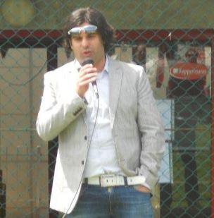 L'allenatore Emanuele Ciabocco