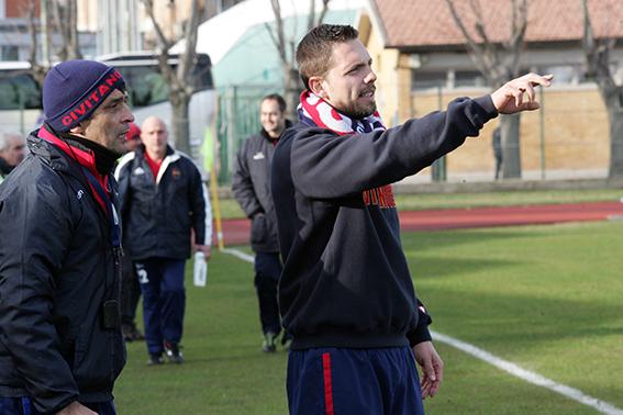L'allenatore Gabbanini