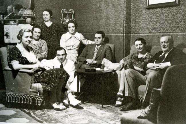 La famiglia Balelli (Carlo Balelli, 1936)
