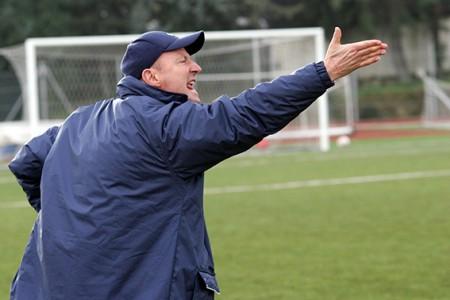 Amaolo, allenatore della Recanatese
