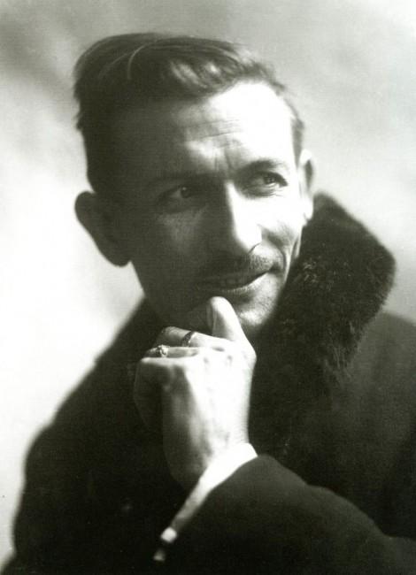 Ritratto dello scultore Giuseppe De Angelis (Carlo Balelli, 1930)
