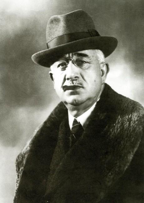 Ritratto di Mario Affede (Carlo Balelli, 1930)