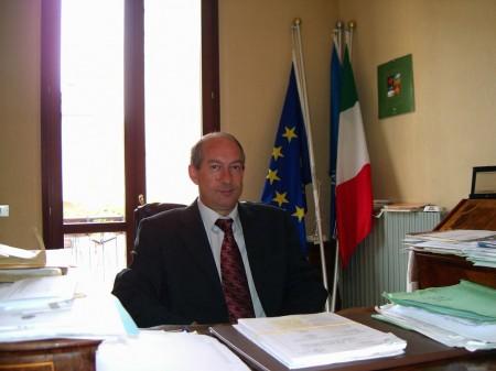 Valeriano Ghezzi sindaco di Monte San Martino