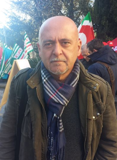 Primo Antonelli (Filca Cisl)