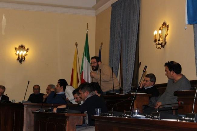 Un intervento di Pier Paolo Rossi in Consiglio comunale