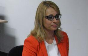 L'onorevole maceratese del Pd, Irene Manzi
