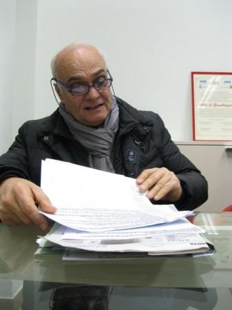 Il consigliere di centrodestra Massimo Mobili
