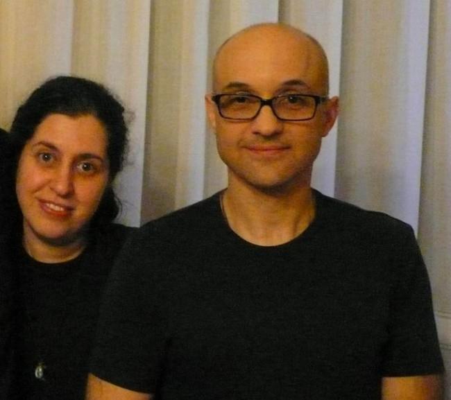Michela e Andrea