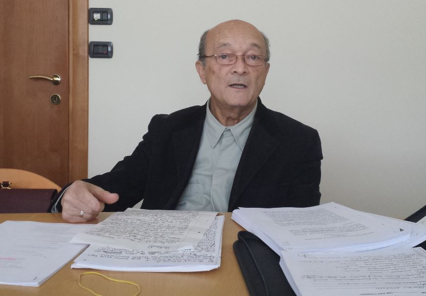 L'avvocato Graziano Pambianchi