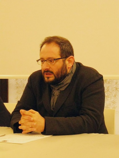 il consigliere Pier Paolo Rossi