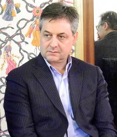 Il consigliere provinciale Nazareno Agostini