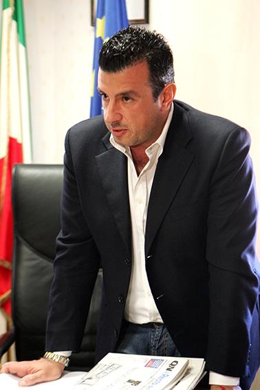 Alessandro Albini, dirigente della Squadra mobile