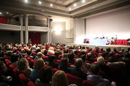 Una iniziativa all'interno del cinema Italia