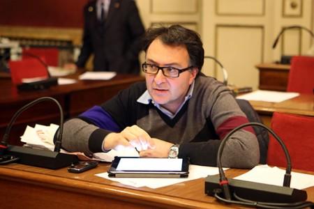 Massimiliano Bianchini, capogruppo di Pensare Macerata