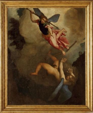 Caduta-di-Lucifero-conservata-nella-Santa-Casa-di-Loreto