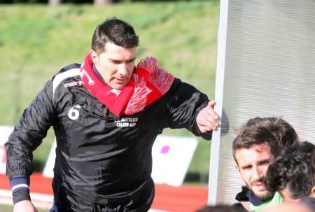 Carucci, allenatore del Matelica