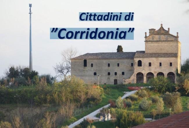 La simulazione fatta dai cittadini di Corridonia