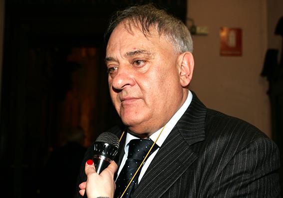 """Enzo Martusciello, uno dei fondatori dell'associazione """"Il Cortile di Edy"""""""