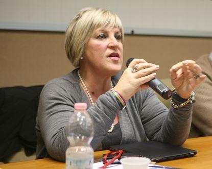 Elisa Bolognesi, presidente Confcommercio Macerata