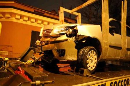 Incidente via Marchetti2
