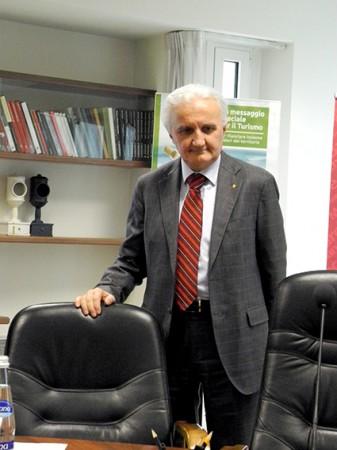 Il presidente di Confindustria Marche, Nando Ottavi