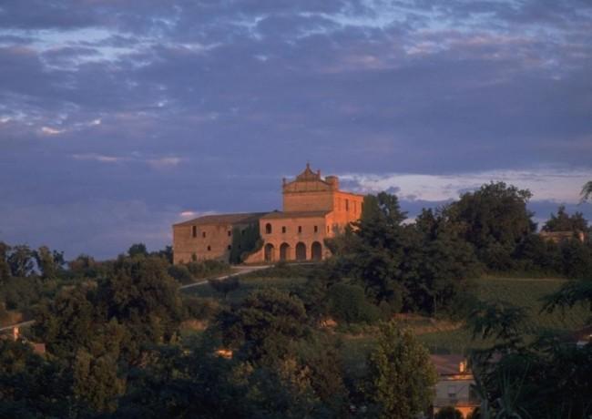 L'attuale vista dell'area Zoccolanti