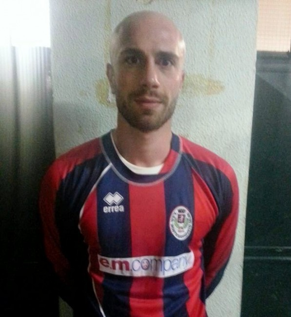 Paolo Angelini attaccante