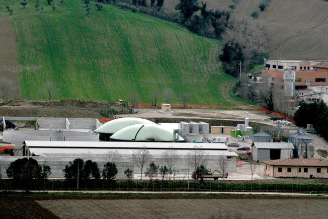 biogas loro piceno