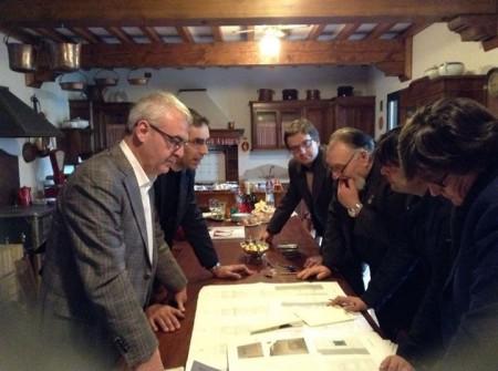 Il maestro Gorla realizzerà l'orologio della torre civica per il quale l'Apm ha stanziato 140 mila euro