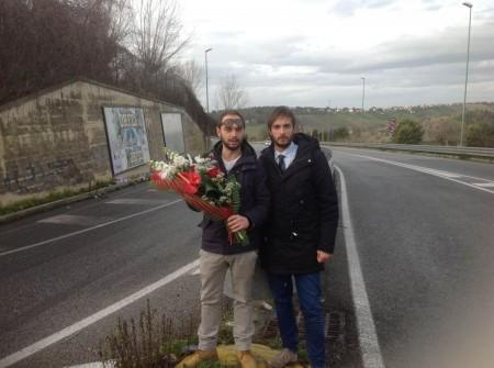Fabio Massimo Conti e Marco Guzzini