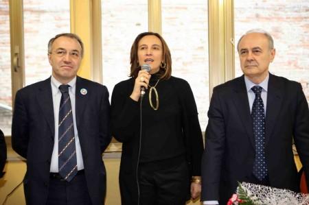 Con Enzo Marangoni e Remicio Ceroni