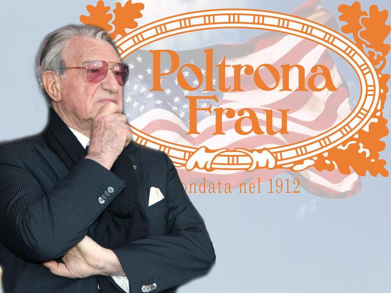 Franco Moschini, presidente della Poltrona Frau
