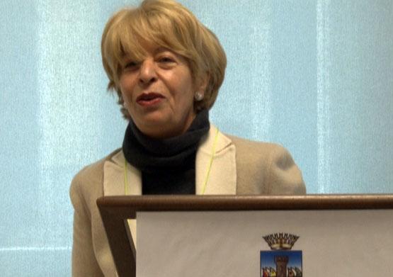 Rosalba Ubaldi, sindaco di Porto Recanati