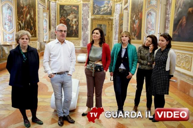 Tour virtuale nel piano nobile di Palazzo Buonaccorsi (clicca sull'immagine per guardare il video)