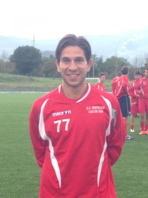 Daniele Scartozzi, centrocampista