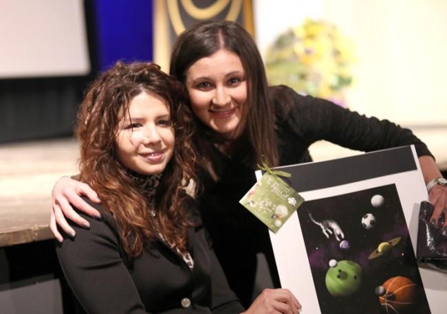 Marina Romoli e Alessia Pistilli
