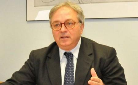Gian Mario Spacca, presidente della Regione Marche