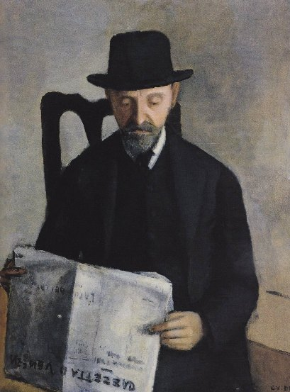 Guidi-Uomo-che-legge-1927