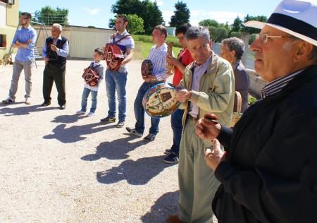 Il gruppo Pitrió' mmia