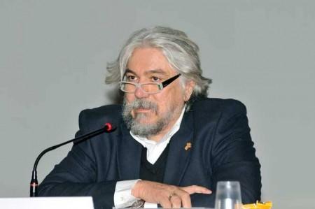 Lo psichiatra e politico Alessandro Meluzzi