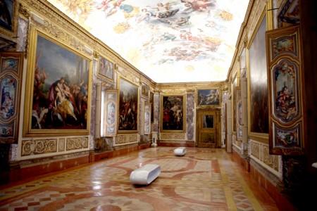 La Gallleria dell'Eneide di Palazzo Buonaccorsi