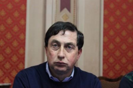 Renzo Marinelli, sindaco di Castelraimondo