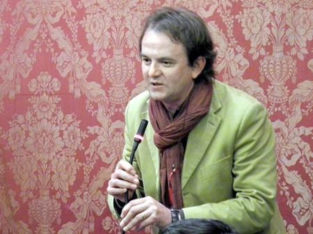 Il consigliere comunale Alessandro Savi