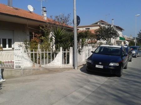 La casa di via D'Annunzio