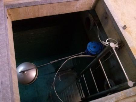 L'acquedotto del Nera
