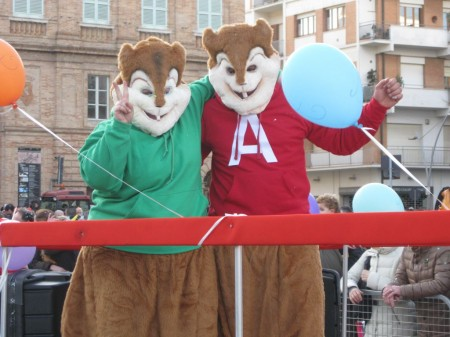 Carnevale 2014 a Civitanova