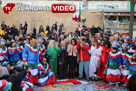 """Il gruppo vincitore: """"Risolleviamo l'Italia"""" di Madonna del Monte"""